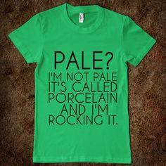 I need this shirt.lol