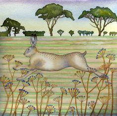 Exécution de Hare (print et de la carte)