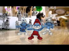 Smurfs Dance Party - Go Go Go Get It Please Don't Forget To Rate,Comment,Subscribe & Share :D