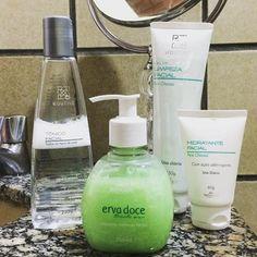 Para sua limpeza facial> Experimente ! online.hinode.com.br/3962445