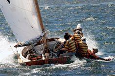 Couta boat racing daysailer