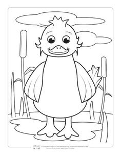 Farm Animals Coloring Pages for Kids - Itsy Bitsy Fun Camping Coloring Pages, Farm Animal Coloring Pages, Colouring Pages, Coloring Books, Farm Animal Crafts, Animal Crafts For Kids, Farm Animals, Kids Crafts, Free Printable Coloring Pages