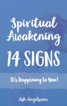 Spiritual Awakening 14 Signs It's Happening to You!