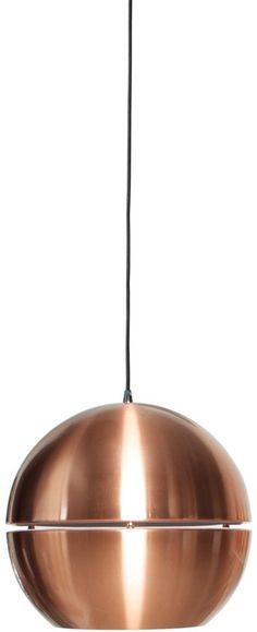 Zuiver Hanglamp Retro 50 cm - Koper
