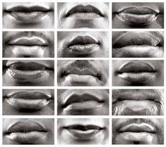 Lorna Simpson 15 Mouths