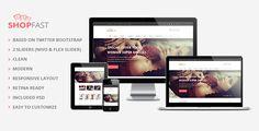 ShopFast - Modern Ecommerce HTML Template