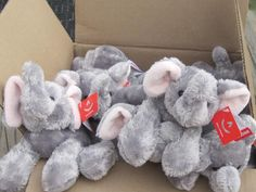 Little Orso: Ian's Elephants