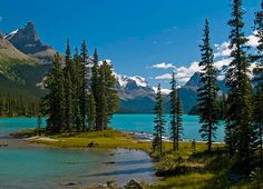 Banff and Lake Louise in Canada