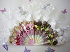 Sweet/Candy cones by Sweetie Pots