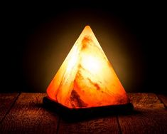 High Quality Himalayan Pick Salt Big Pyramid Shape Crystal Rock Lamp Natural Healing Ionizer Salt Lamp with DIMMER Cable Weight kg(H 22 cm W by Magic Salt® Pink Salt Lamp, Salt Rock Lamp, Himalayan Rock Salt Lamp, Himalayan Salt Crystals, Feng Shui, Salt Crystal Lamps, Salt Cave, Decoration, Night Light