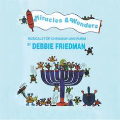 CD includes Debbie Friedman's original songs for Purim--Esther's Song, Vashti's Song, Mordechai's Song, Achashveirosh's Song, and Haman's Song