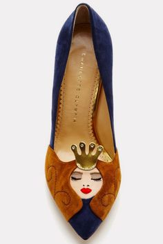 charlotte-olympia sleeping beauty shoes Chaussure Boots, Chaussure Classe,  Chaussure Mode, Belle c424c78b873