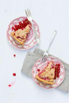 Red Currant Cake Recipe