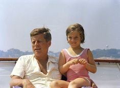 John F. Kennedy's Daughter Remembers Him On His 100th Birthday