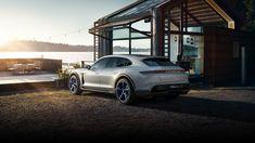 Porsche - Mission E Cross Turismo