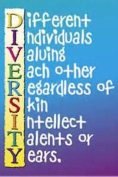 Diversity ARGUS® Poster                                                                                                                                                                                 More