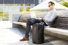 The Duffel Pack   A new kind of bag for your gym and office essentials.