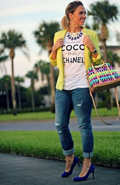 you are the coco to my chanel @stylelately