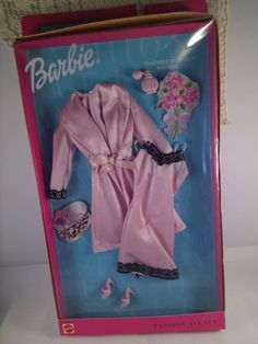 Barbie Fashion Avenue  Pampered in Pink by Blissfulcollectables