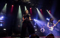 Tarja Turunen, Kevin Chown, Max Lilja and Tim Shreiner live at Batschkapp, Frankfurt, Germany. The Shadow Shows, 12/10/2016 #tarja #tarjaturunen #theshadowshows #tarjalive PH: Jan Heesch for https://web.facebook.com/rockgenuine/