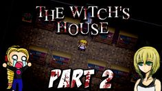 Attempting & Failing The Konami Code!   Okari Plays The Witch's House #2