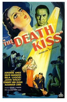 Bela Lugosi in The Death Kiss
