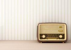 Resultado de imagen de radio vintage