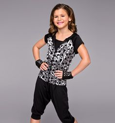 """Pumped Up Kicks"" Child Costume Set - Style No TH5011C"