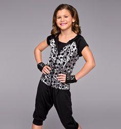 """Pumped Up Kicks"" Child Costume Set - Style No TH5011C"
