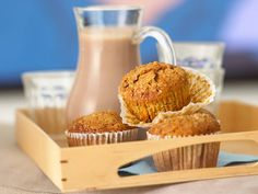 These are one of my favourite muffins and they are so easy to make. They are great for breakfast, kid