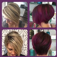 @chrismogrady @deasalonroswell thanks for the new style and color, Christine! I love it!!