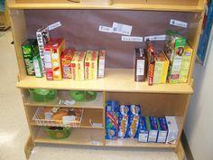 Grocery shelf-From Jennifer Jackson