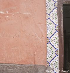 Marrakech...love these colors
