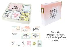 new editions + new designers = more awesome   by Becky Higgins