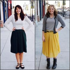 Beautiful Outfits, Cool Outfits, Spring Summer Fashion, Autumn Fashion, Style And Grace, My Style, Lds Mission, Sister Missionaries, Sunday Dress