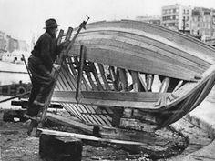 Wooden Boat Building, Wooden Ship, Le Palais, Motor Boats, Boat Plans, Wooden Boats, Sailboat, Marines, Sailing