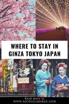 If you choose a hotel in Ginza, they are right in the middle of the Tokyo shopping district. Ginza Tokyo Hotels tend to Japan Travel Guide, Asia Travel, Travel Guides, Travel Abroad, Tokyo Travel, Tokyo Shopping, Top Travel Destinations, Amazing Destinations, Tokyo Hotels