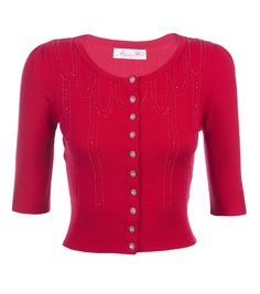The Maddening Crown Cardi by Alannah Hill