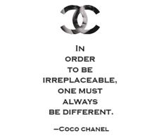Coco Chanel quotes👌💕👑 discovered by Raising hell Great Quotes, Quotes To Live By, Inspirational Quotes, Fabulous Quotes, Awesome Quotes, Dope Quotes, Random Quotes, Meaningful Quotes, Motivational