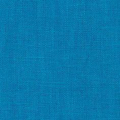 Fabrics-store.com: Linen fabric - Discount linen fabric - Wholesale linen fabric - remnant Pacific blue