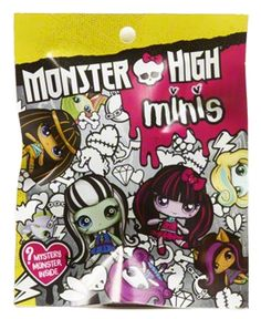 1000 Images About Monster High Minis On Pinterest
