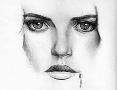 Rafa Navarro - dibujos a lapiz