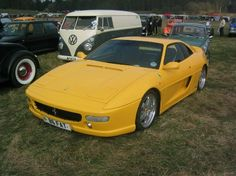 Pontiac Fiero GT 28L V6