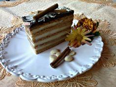 Medovo-škoricové rezy (fotorecept)