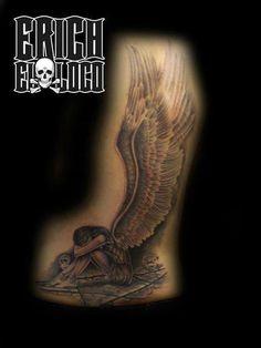 Tattoo Engel Angel Tattoo Artists, Angel, Tattoos, Tatuajes, Tattoo, Tattos, Tattoo Designs, Angels