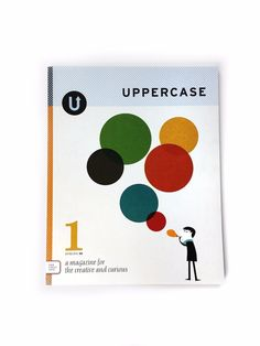 UPPERCASE magazine issue #1 | eBay