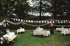 De mega DIY-bruiloft van Rick en Lyanne - Girls of honour
