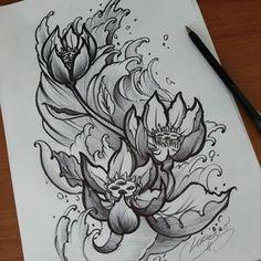 Resultado de imagen para boceto tattoo