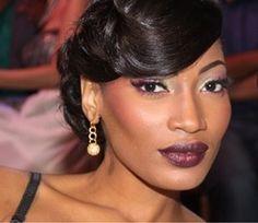 Erica Dixon MAC Cyber Lipstick