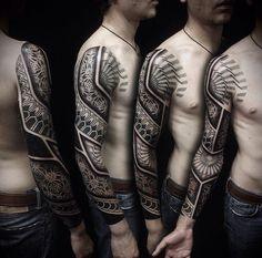 9ef565318ceed081510efbf9e8cce023.jpg (640×632) #tattoosmen'ssleeves
